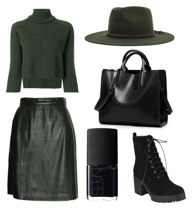 """""""Untitled #11"""" by westboorg-e on Polyvore featuring Federica Tosi and NARS Cosmetics"""