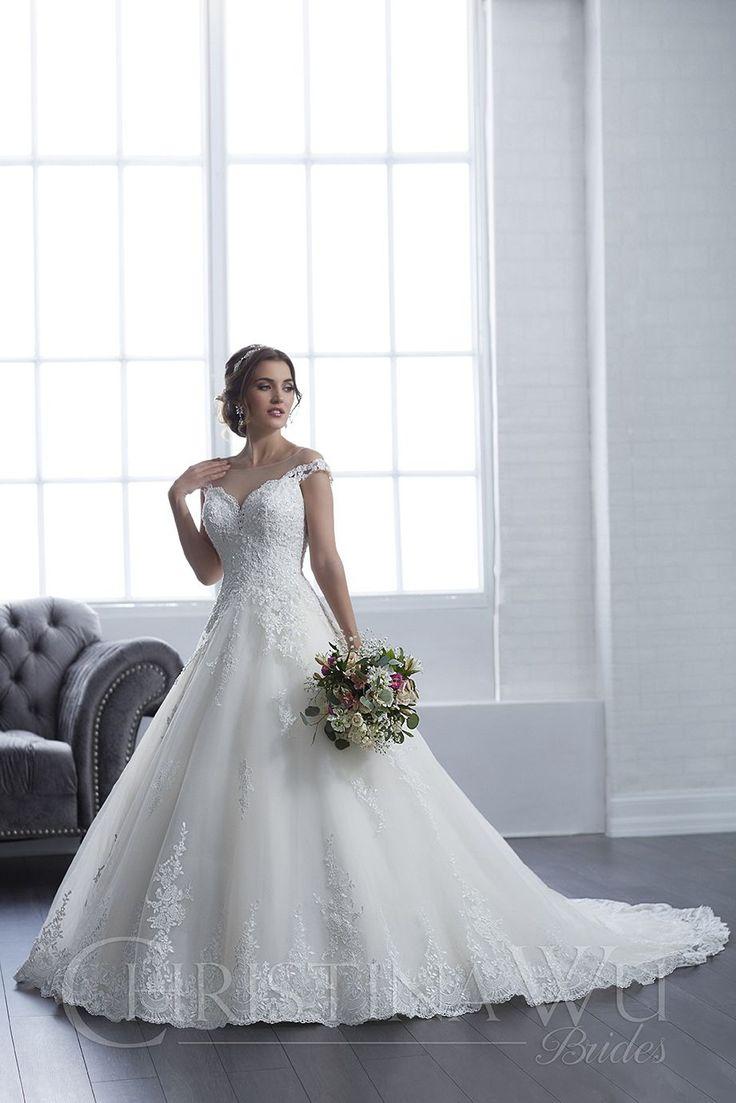 114 best Christina Wu Brides images on Pinterest