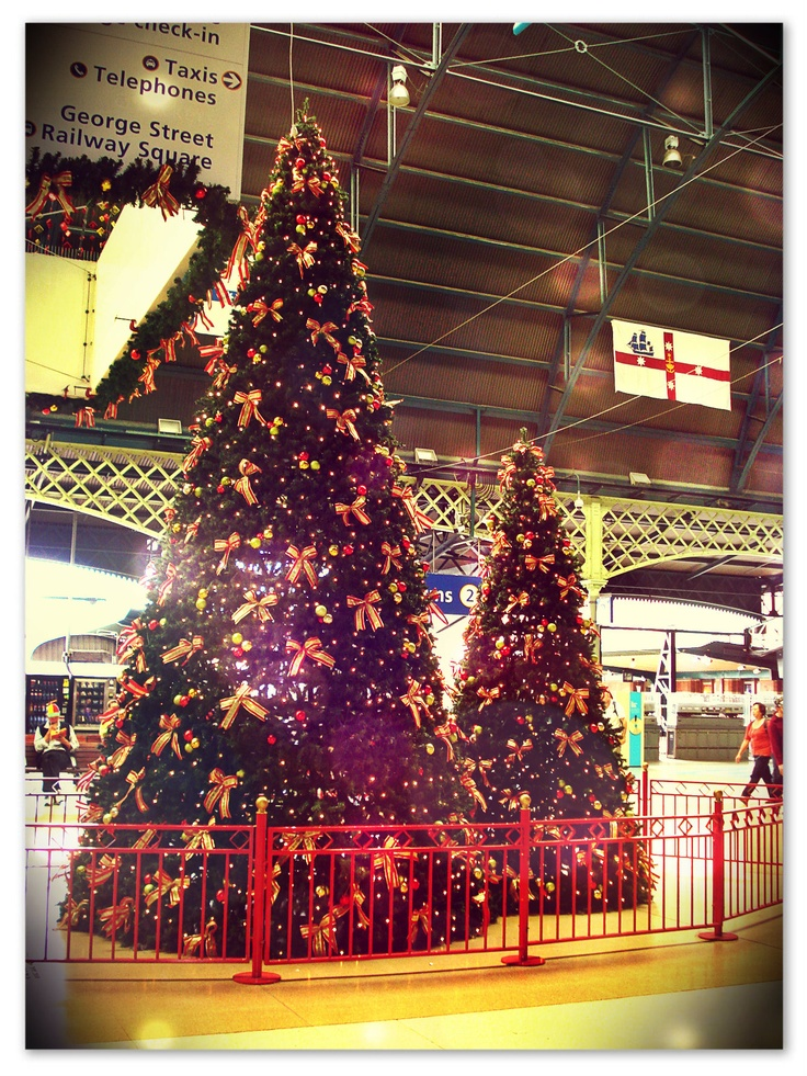 Christmas Tree 12/12 @ Central Station.