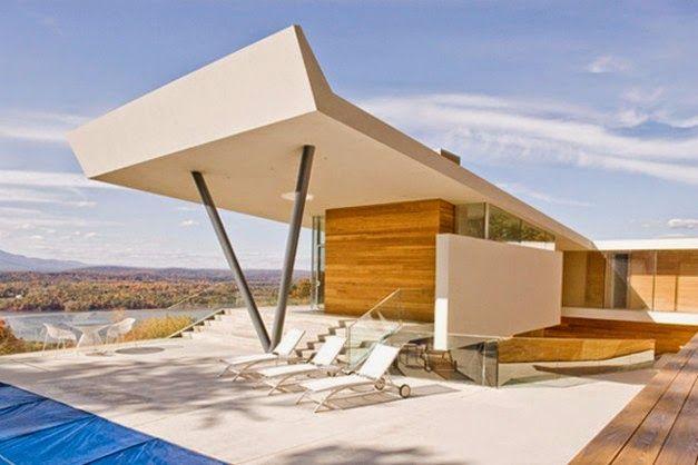 Desain Rumah Dengan Gaya Arsitektur Modern | Griya Indonesia