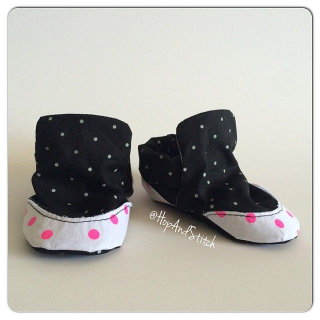 Reminiscing on Hop & Stitch's earlier designs | Handmade baby shoes | Baby booties | Baby high tops | Prewalker shoes | Hop and Stitch