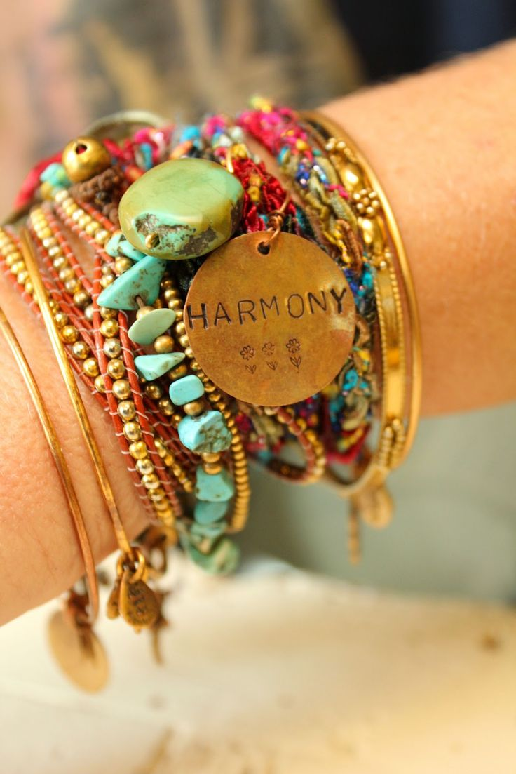 Harmony Boho Arm Candy