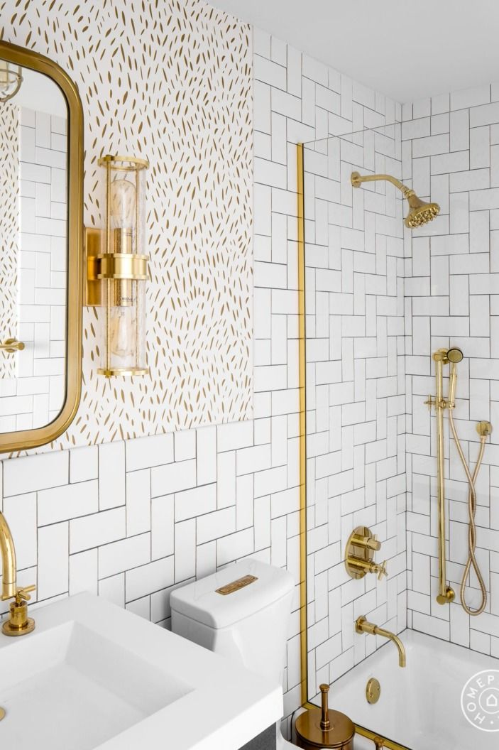 men bathroom tumblr%0A A Luxe Upper East Side Family Home