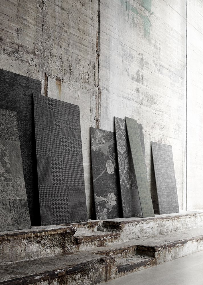RAWLINE SCALA. Heritage design story: Time worn textiles with texture and a story of beauty.