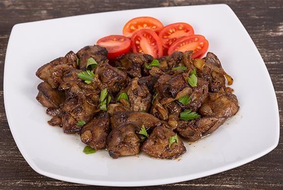 Fried Lamb Liver Recipe