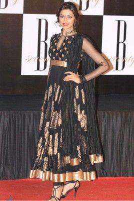 Pakistani/Indian designer bollywood anarkali dress shalwar kameez partywear deep