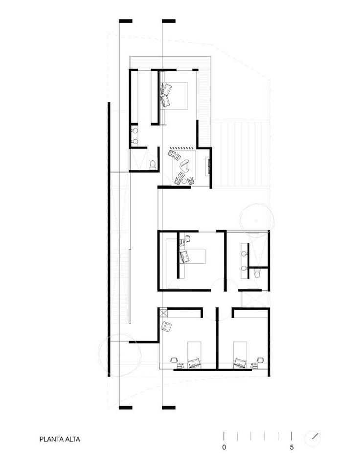 274 best Plantas Arq images on Pinterest House floor plans