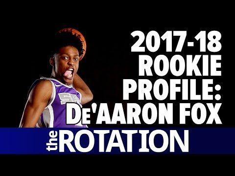 2017-18 Fantasy Basketball Rookie Profile: De'Aaron Fox | The Rotation