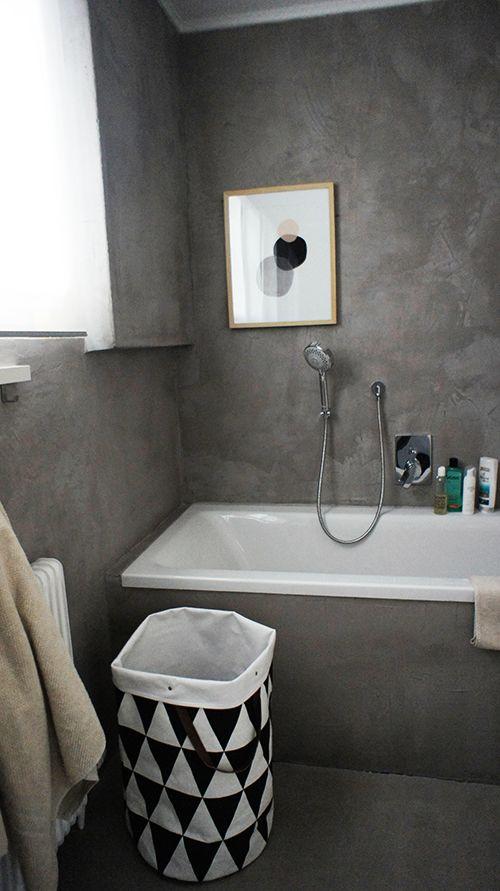 heute mit anna ihrem traumhaus in den sterreichischen alpen der hit fr alle grau - Graues Badezimmer