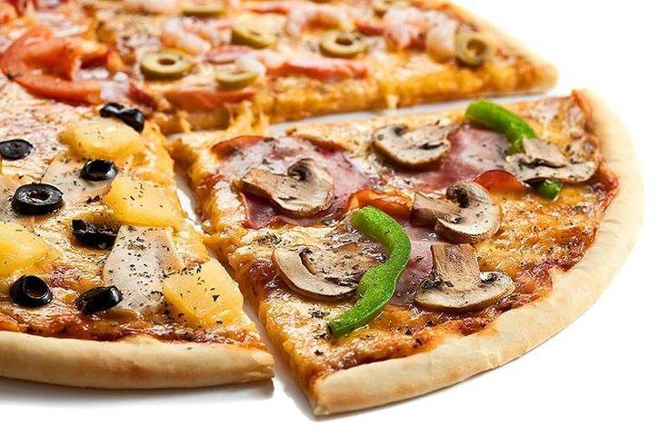 Самые лёгкие и самые быстрые рецепты пиццы