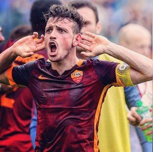 Alessandro Florenzi, è lui Capitan Futuro! - http://www.maidirecalcio.com/2016/04/06/florenzi-capitan-futuro-roma.html