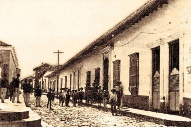 Esta es la poca historia que se mantiene en pie en Bucaramanga