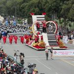 Union Bank, American Heart Association Take Home Judges' Special Trophy for Rose Parade® Float Keep the Beat Alive