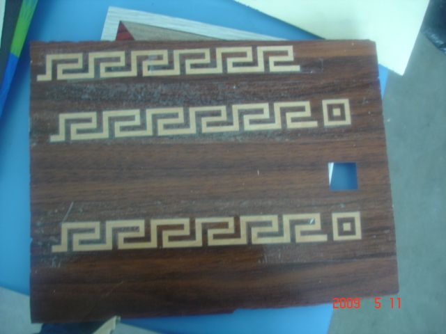 laser cutting machine for wood board