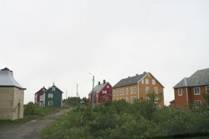 Villa Vekter´n på Jakobsbakken.