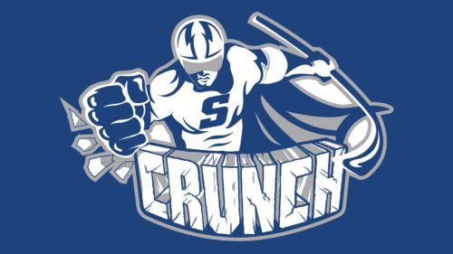 The Official Palette Which Hockey Logos Syracuse Crunch