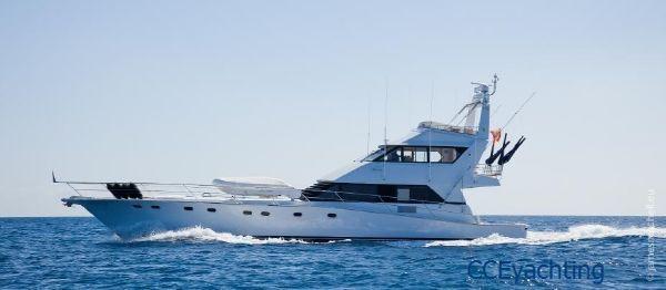 Circa Marine - Aliura Yachts WARWICK 82 CA, SPORT FISHER - http://boatsforsalex.com/circa-marine-aliura-yachts-warwick-82-ca-sport-fisher/ -                                         US$2,616,120  Year: 2009Length: 81'Engine/Fuel Type: SingleLocated In: ATLANTICO, SpainHull Material: AluminumYW#: 75508-2319538Current Price: EUR1,950,000 Tax Paid (US$2,616,120) Simply, perhaps the best cruising and fishing ...