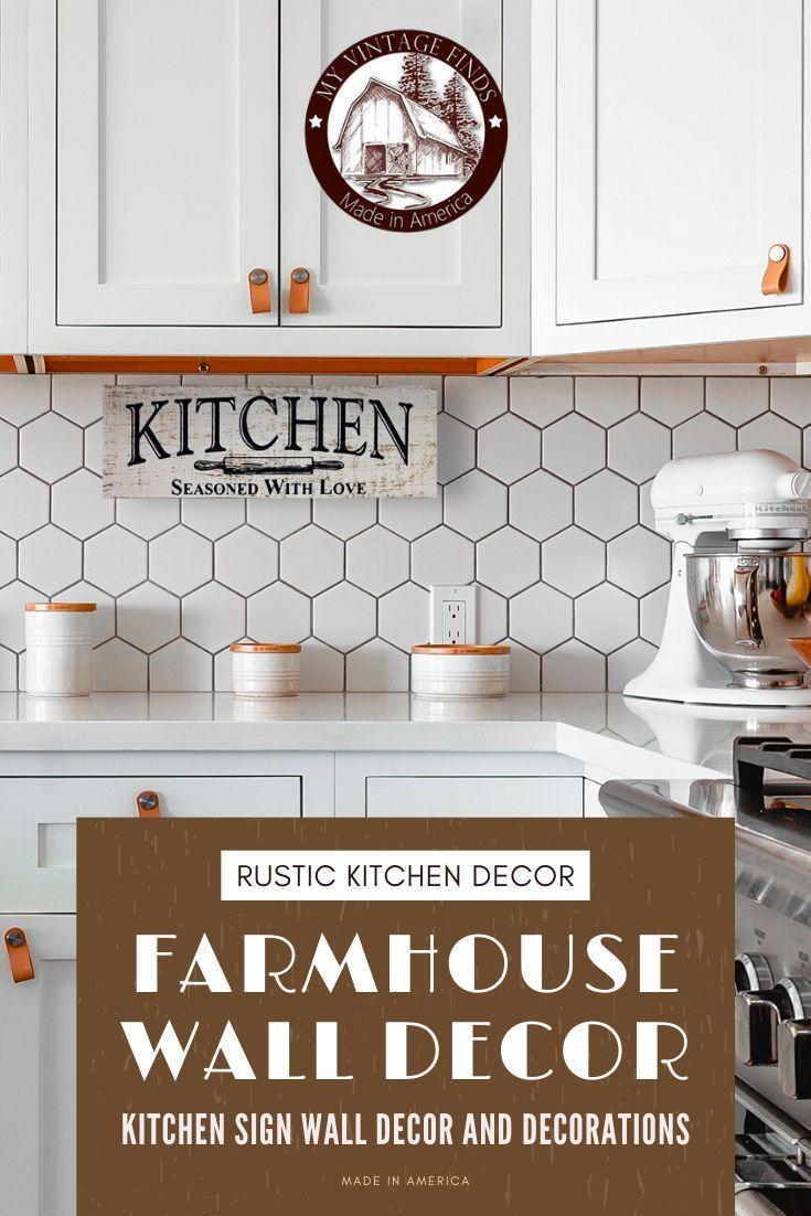 Farmhouse Wall Decor Authentic Rustic Farmhouse Look And Feel