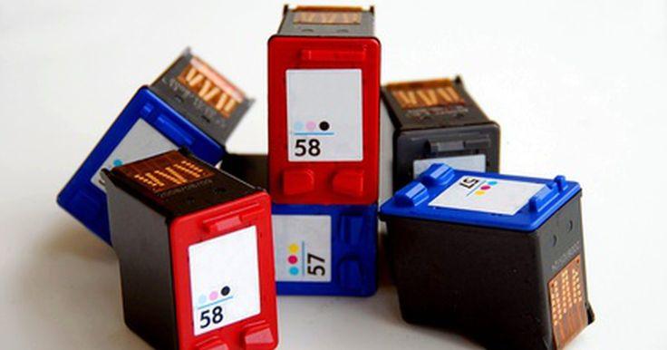 Cómo restaurar el chip inteligente de un cartucho Lexmark. Un chip inteligente es un pequeño chip instalado en un cartucho de inyección de tinta o tóner. El chip ayuda a detectar el nivel bajo de tinta del cartucho, alertando al usuario de la necesidad de reemplazar el cartucho de impresión. Muchos fabricantes de impresoras, incluyendo Lexmark, instalan estos chips. Sin embargo, algunas veces, al rellenar ...