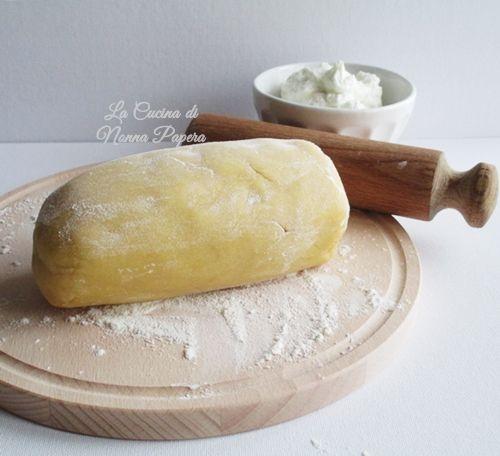 Una pasta frolla allo yogurt dal sapore delicato e molto leggera ricetta senza…