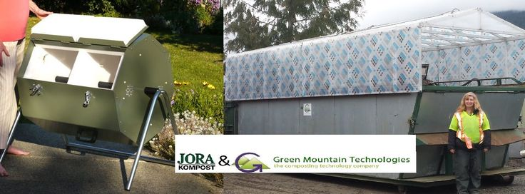 Composting In Gibsons BC Canada