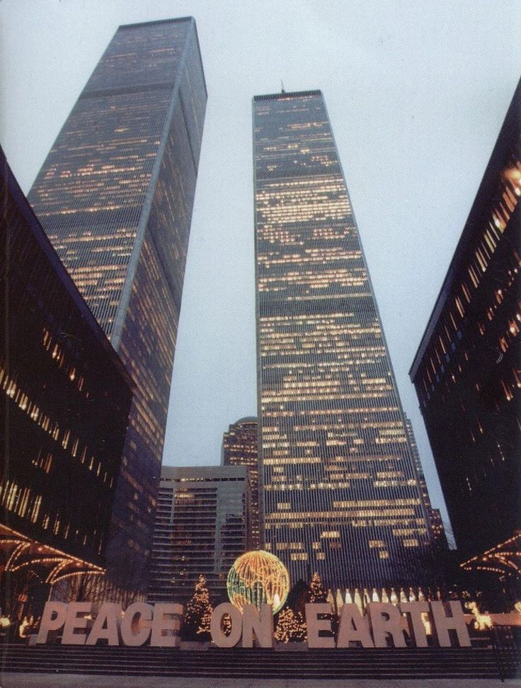 World Trade Center - Peace On Earth