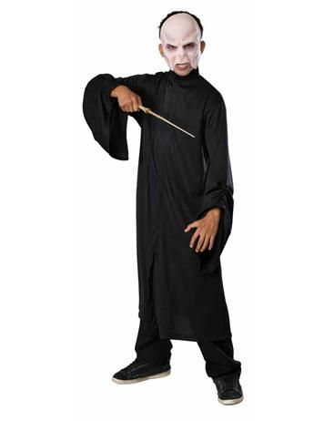KIDS VOLDEMORT ROBE. Children will love dressing up as You Know Who from Harry Potter on Book Day!