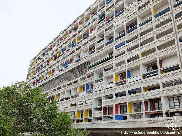 82 best images about housing on pinterest kenzo tange nantes and the modern - Toegepast marseille le corbusier ...