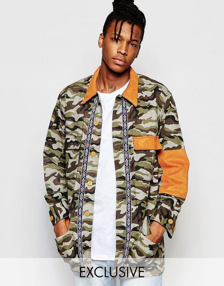 The New County Camo Jacket