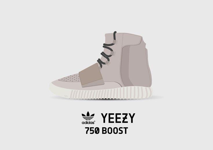 Yeezy Boost Design
