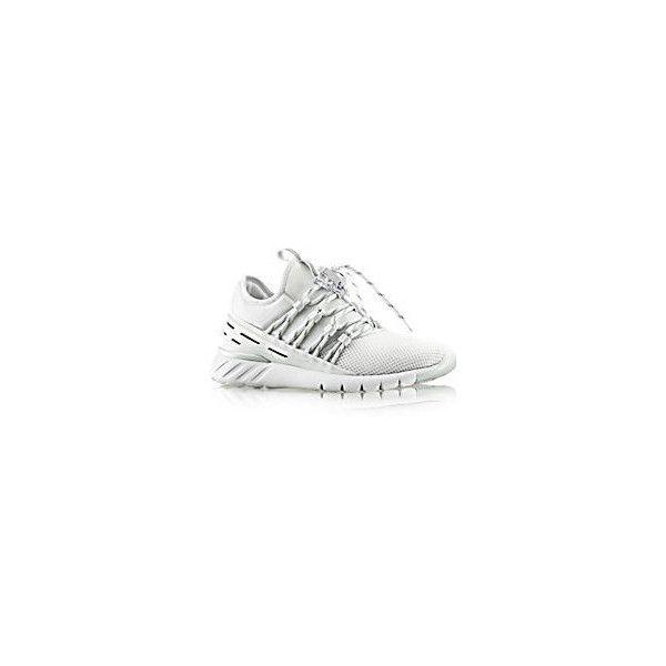 Fastlane Women's Sneaker ❤ liked on Polyvore featuring shoes, sneakers, stretchy shoes, stretch sneakers, stretch shoes, neoprene shoes and stretch trainer