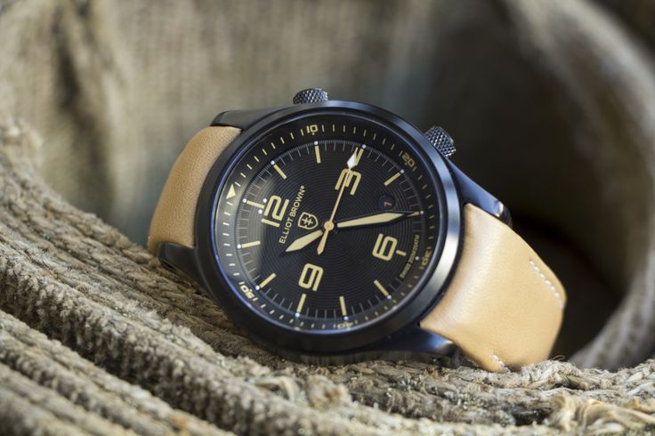 Elliot Brown, Canford http://www.thewatchhut.co.uk/Elliot-Brown-Gents-Canford-202+008-Watch-202+008.html