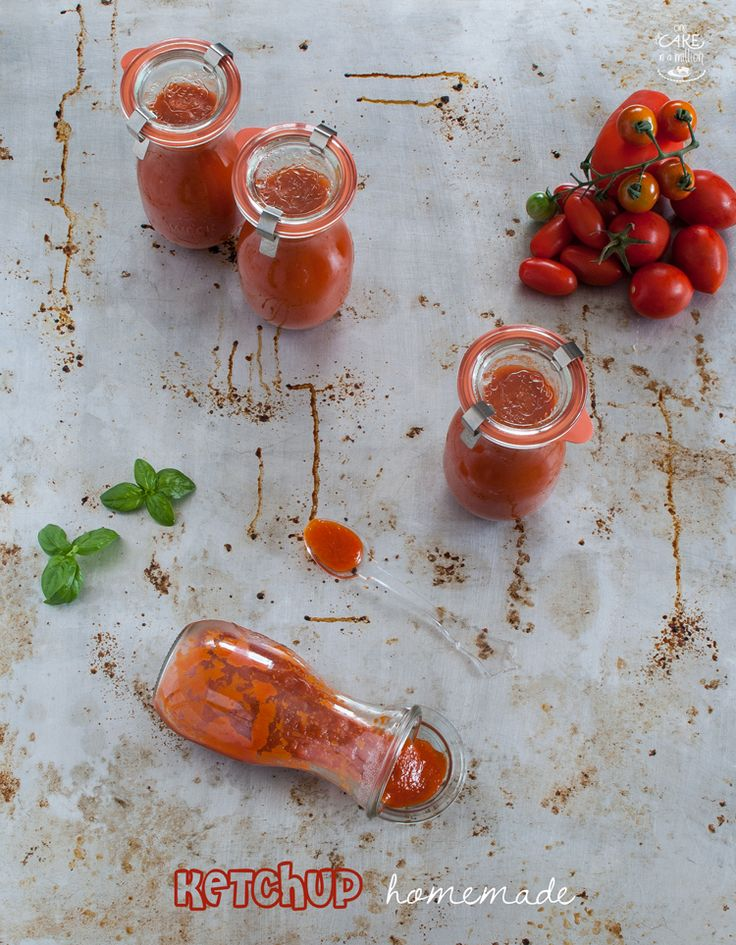 Ketchup homemade