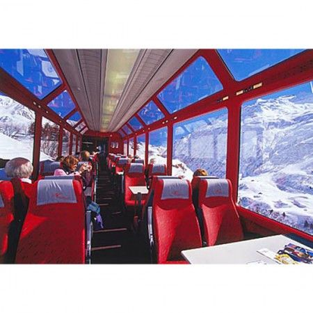 8 Amazing Vacations You Can Take by Train   Excursion   Train travel, Travel, Places to travel