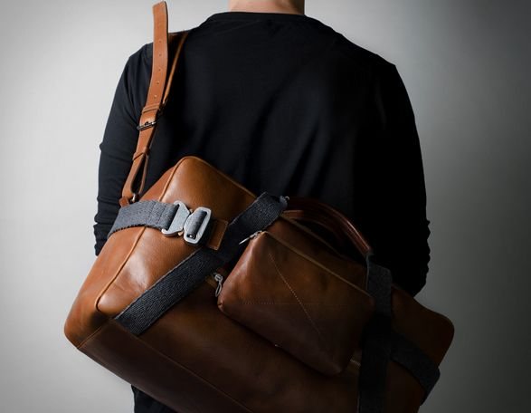 Leather crafters Hardgraft have introduced the Double Take Holdall, an elegant bag designed to hold all your travel essentials in style. Made with premium vegetable tanned Italian leather, the Holdall can carry your clothes and shoes for a long weekend away, and features the One Pack (can be removed and carried safely across body or securely wrapped around the bag) for storing your wallet, passport, keys and phone. A military grade Cobra buckle lets you  easily attach the leather bag on your…
