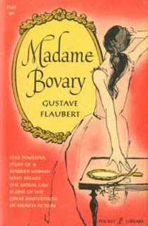 Madame Bovary by Gustave Flaubert from Estella's Revenge #review #books