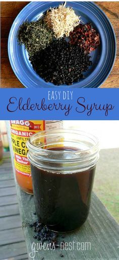 The EASIEST elderberry recipes- make your own syrup right in your crock pot and stop paying retail for this incredible immune booster!