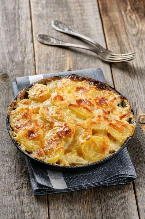 So einfach ist Kartoffelgratin