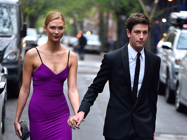 Image result for joshua kushner karlie kloss