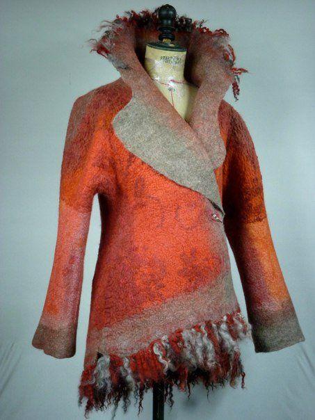 Чувствовал текстильного искусства