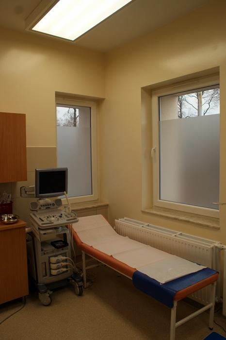Gabinet Lekarski w Bonifraterskim Ośrodku Zdrowia w ramach którego funkcjonują Poradnie Specjalistyczne -  zakończenie prac grudzień 2012r.