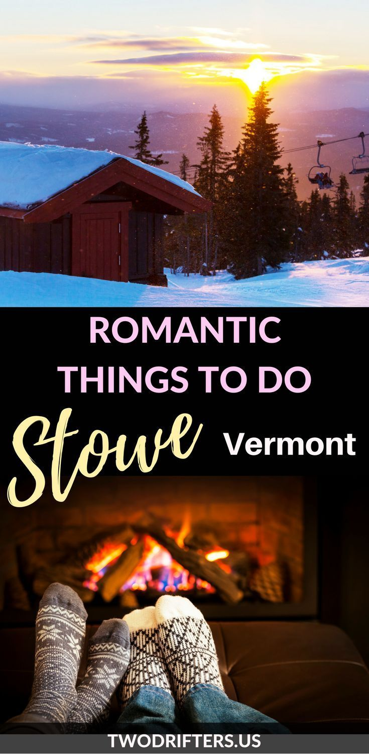 A couples guide to Stowe Vermont | romantic VT | travel in Vermont | romantic getaway New England