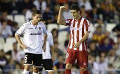 Prediksi Eibar vs Valencia 21 Desember 2014