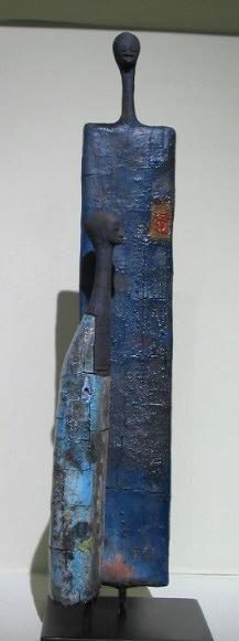 The Works: Etiye Dimma Poulsen: Working around Archetypes - New Sculptures