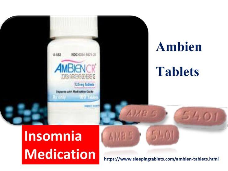 ambien medication