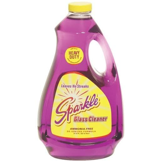 A. J. Funk Co. 67.6Oz Sparkle Cleaner 20967 Unit: Each, Silver stainless steel