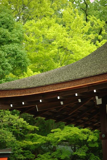 Ujikami shrine, Kyoto, Japan