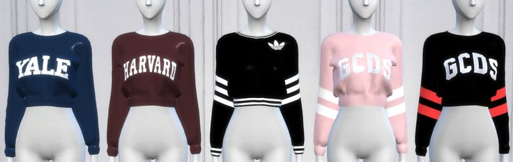 sims 4 ropa