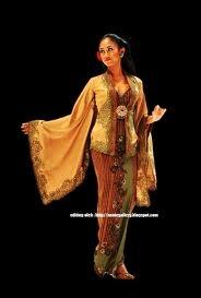 kebaya klasik - INDONESIA