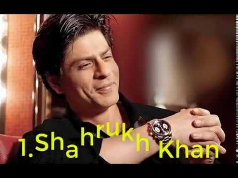 Top 10 Richest Bollywood Actors 2016  Subscribe Top 10 video: https://www.youtube.com/channel/UCVqUd3jEruY2L8_Hj4JL_MQ?sub_confirmation=1  1.Google: https://plus.google.com/u/0/b/108250501007689093040/108250501007689093040  2.Twitter: https://twitter.com/Janice625162  3.Blogger:http://top-10-video1.blogspot.com/  4.Facebook Fan page:https://www.facebook.com/Top-10-Video-1800975273507293/  5.Instagram:https://www.instagram.com/mdrajumiah7563…